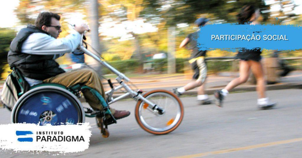 Participação Social de Pessoas com Deficiência