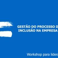 Cartilha Gestão do Processo de Inclusão nas Empresas.