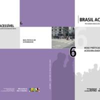 Caderno 06 Brasil Acessível - Boas Práticas em Acessibilidade.
