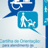 Cartilha de Orientação para o Atendimento ás Pessoas com Deficiência no Serviço Público – Pernambuco