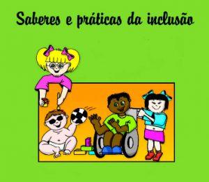 Thumbnail - Capa de cartilha Educação Infantil.
